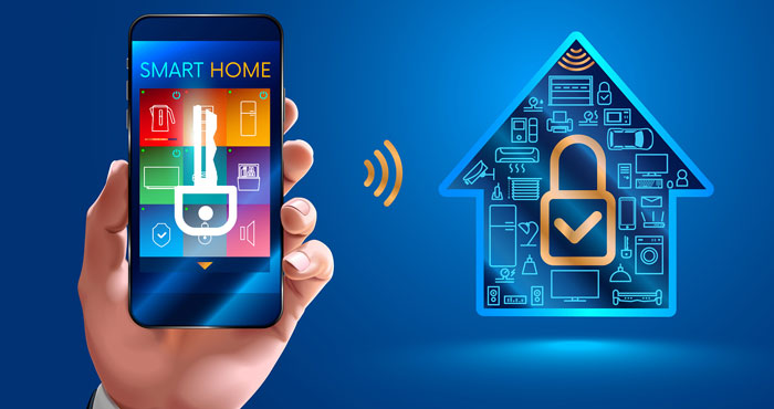 Smart home: cómo mejorar la seguridad en casa